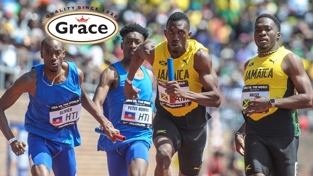 Grace Foods Renews Support to Jamaican Athletes Attending 2019 Penn